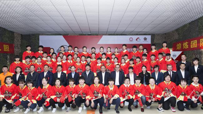 中国冰球拒绝效仿韩国:只会归化华裔球员