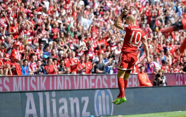 德甲-拉姆阿隆索告别 拜仁4-1 多特神锋夺金靴