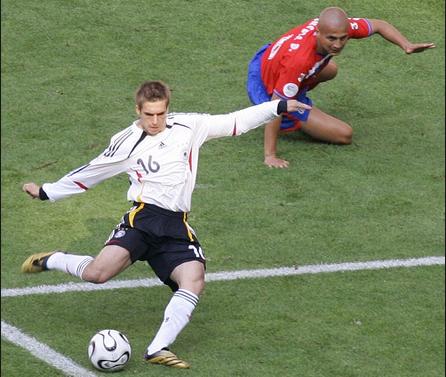 德国世界杯的小将拉姆