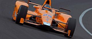 Indy500排位赛 阿隆索第五