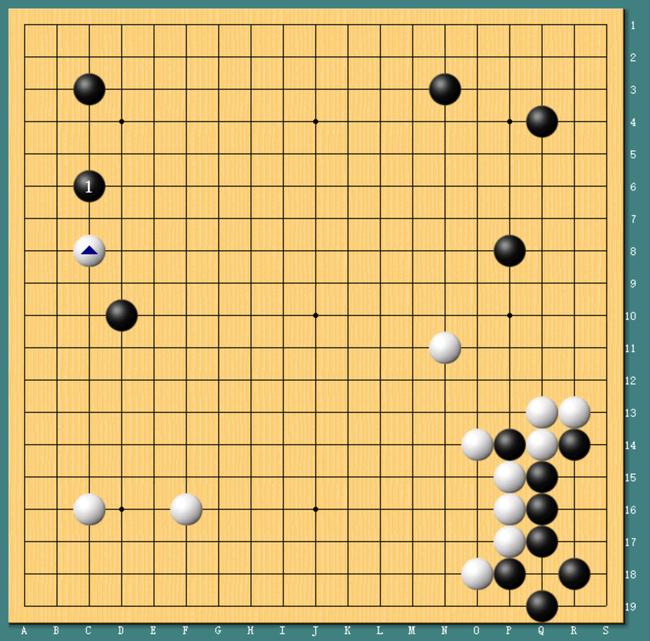 人机大战第一局:AlphaGo执白1/4子战胜柯洁的照片 - 20
