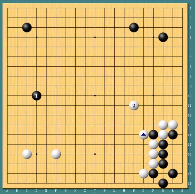 人机大战第一局:AlphaGo执白1/4子战胜柯洁的照片 - 23