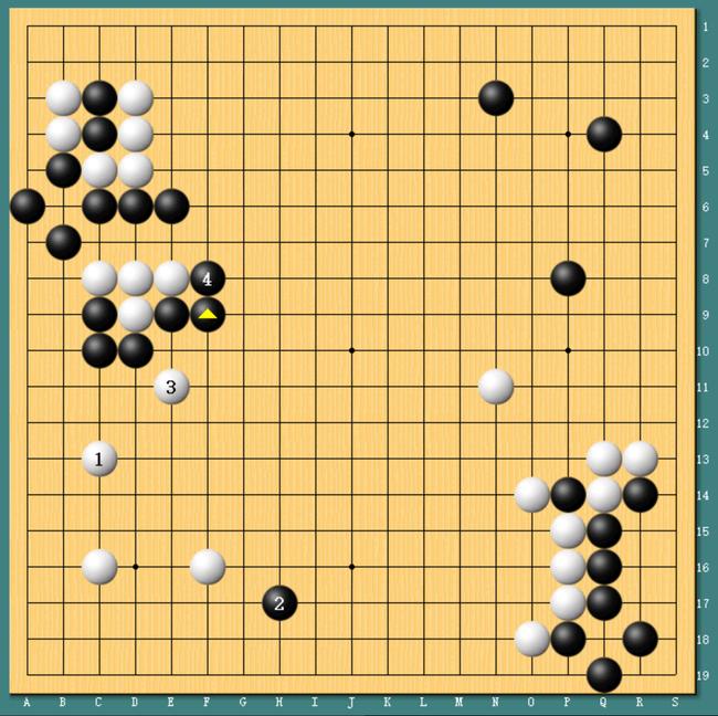 人机大战第一局:AlphaGo执白1/4子战胜柯洁的照片 - 9