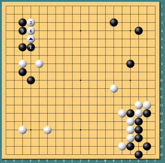 人机大战第一局:AlphaGo执白1/4子战胜柯洁的照片 - 14