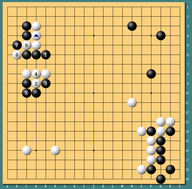 人机大战第一局:AlphaGo执白1/4子战胜柯洁的照片 - 13