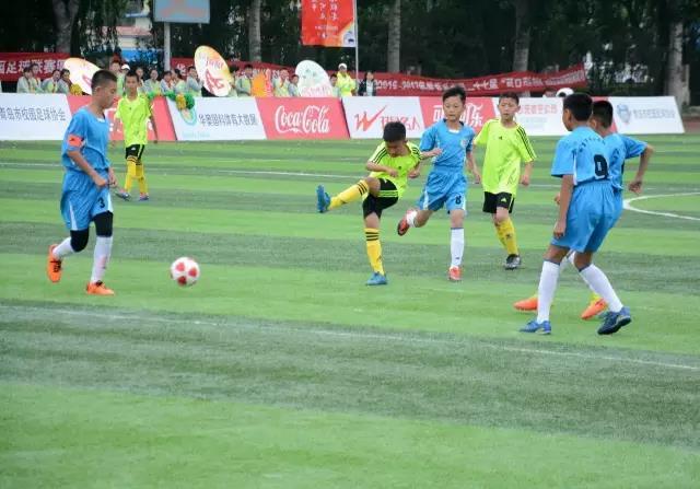 青岛中能校园足球网点学校--东川路小学以1比0力克即墨市第二实验小学