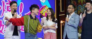 杨云产后4个月上节目