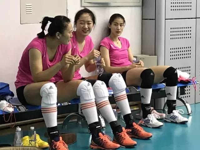 江苏三将:许若亚、王辰玥、刁琳宇