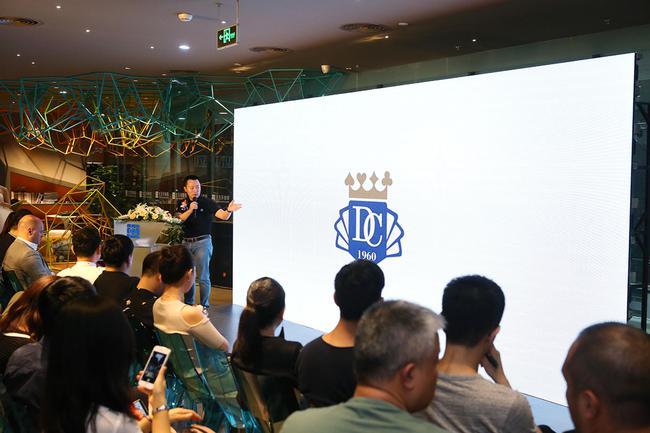 """David Chiu""品牌的服装,将作为GPL中国站城市代表队选手队服。"