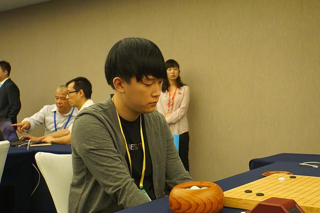 韩国棋手李桑宾