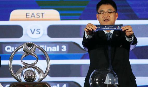 亚冠8强抽签:中国德比再次上演