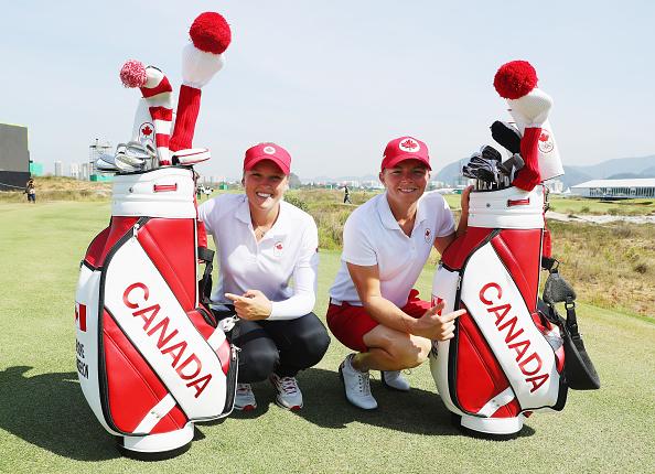 亨德森与莎尔普均代表加拿大出战了里约奥运