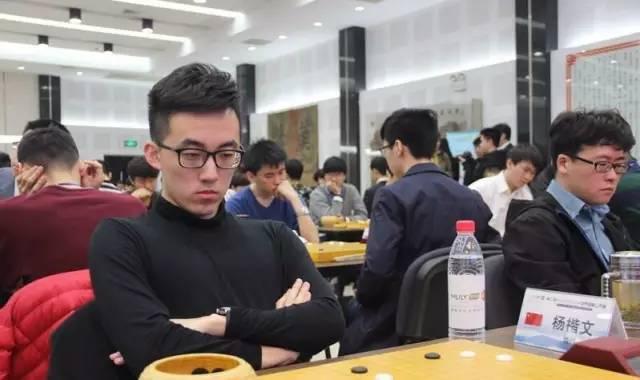 教练杨楷文四段