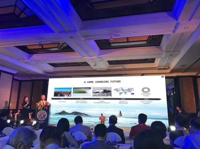 [已用]益粒可 世界冲浪联盟WSL正式进军中国 机遇与挑战并