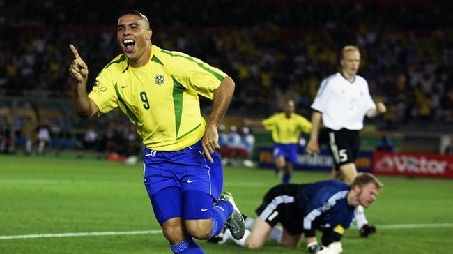 02年属于大罗的世界杯决赛