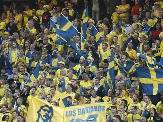 视频集锦-吉鲁世界波洛里斯低级失误 瑞典2-1绝杀法国