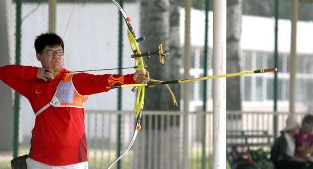 奥运调整团体射箭将增加反曲弓混合项目金摔跤第一网图片