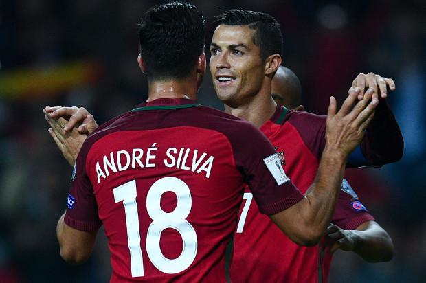 在葡萄牙国家队8场7球