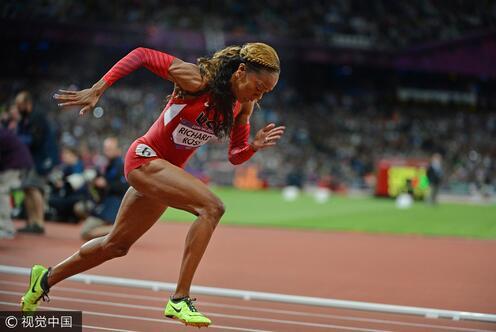 益粒可官方网站 美奥运冠军:我认识的每个女田径运动员都堕过
