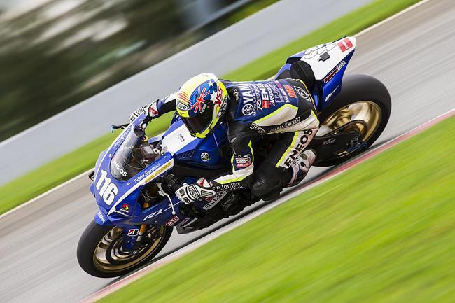 ZIC超级摩托车赛-1000CC组 马克艾切森
