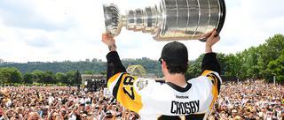 NHL匹兹堡企鹅举行夺冠游行