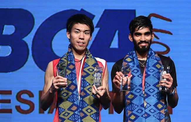 斯里坎斯印尼赛夺冠