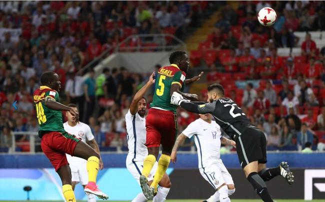 喀麦隆进球无效