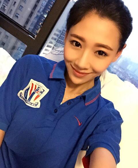 球星背后的她:李建滨妻子宫小萌 曾获佳丽大赛冠军