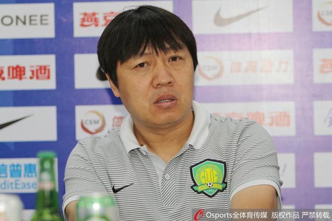 谢峰:踢完中超心理有些疲劳 盼通过足协杯进亚冠
