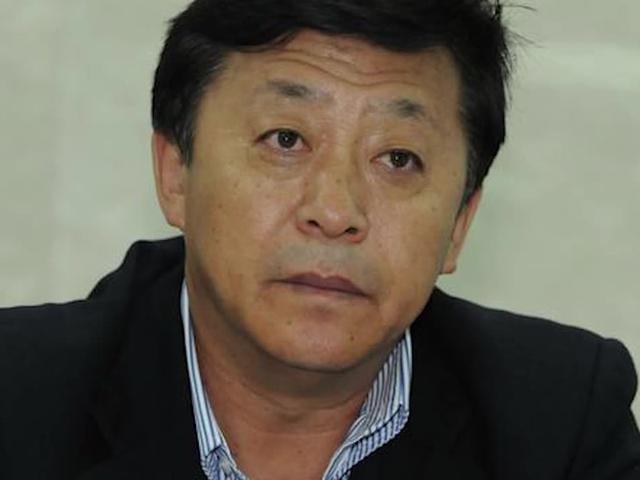 杜兆才接任足协党委书记