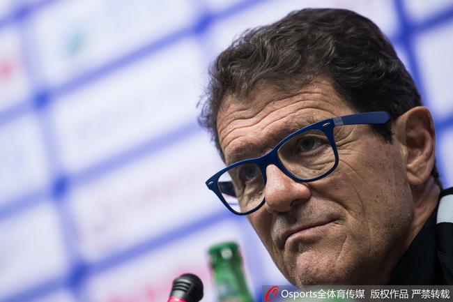 卡佩罗:苏宁训练效果很理想 球队将迎接新的开始