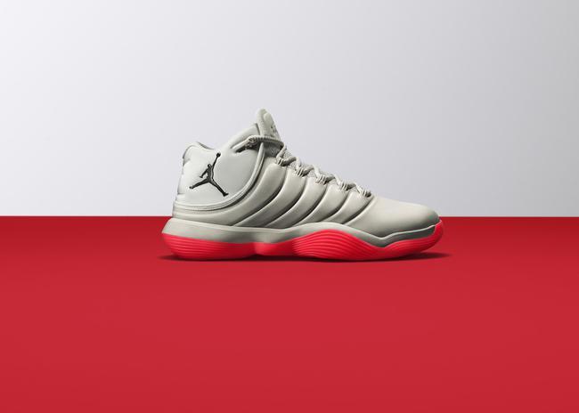 未来之靴!Jordan品牌推出全新Jordan Super.Fly 2017