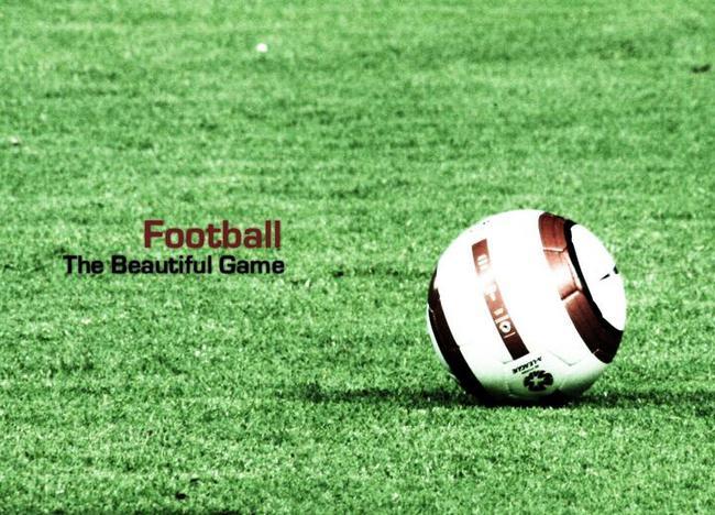 足球,美丽的运动