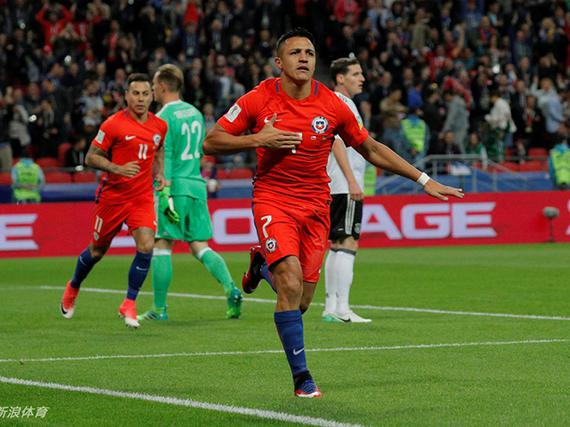 视频-桑切斯国家队38球全记录 加冕智利射手王