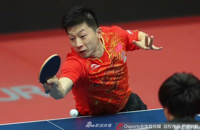 北京队教练:马龙目前状态很好 他肯定会打全运会