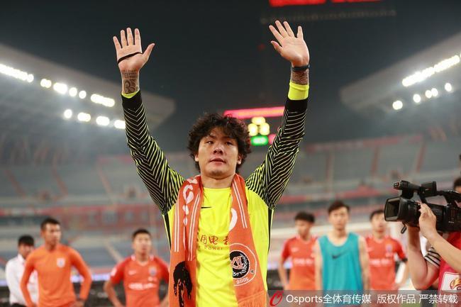 王大雷:中超任何一队都不好踢 拿1分也算很欣慰