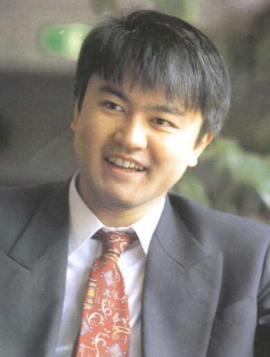 1996年的三星杯依田纪基夺冠