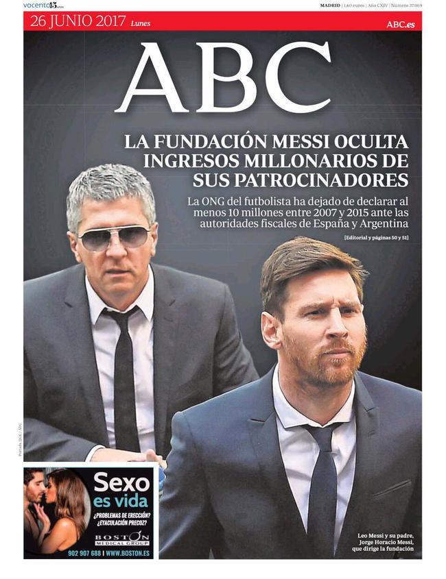《ABC》报的报道