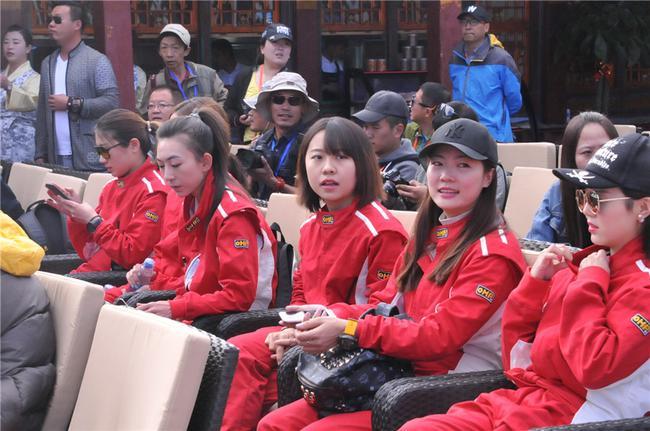 车手围棋长沙多美女哪里美女拉力赛全到底318川藏线记录有多图片