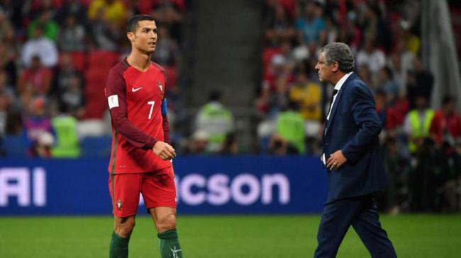 官方!葡足协宣布C罗将不参加联合会杯季军战