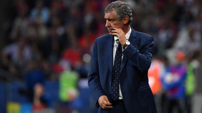 主帅:葡萄牙已经竭尽全力 点球败北皆因运气不佳