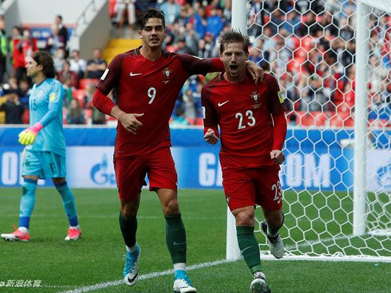 葡萄牙2-1墨西哥夺季军