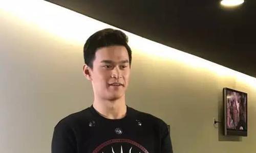 孙杨在国际体育领域讲述中国故事