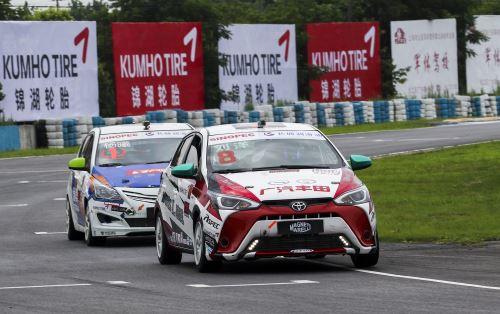 CTCC中国房车锦标赛上海佘山站中国杯