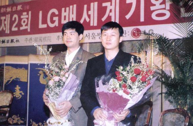 LG杯决赛刘昌赫负王立诚