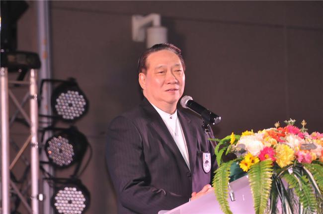 泰国围棋协会会长蔡绪锋