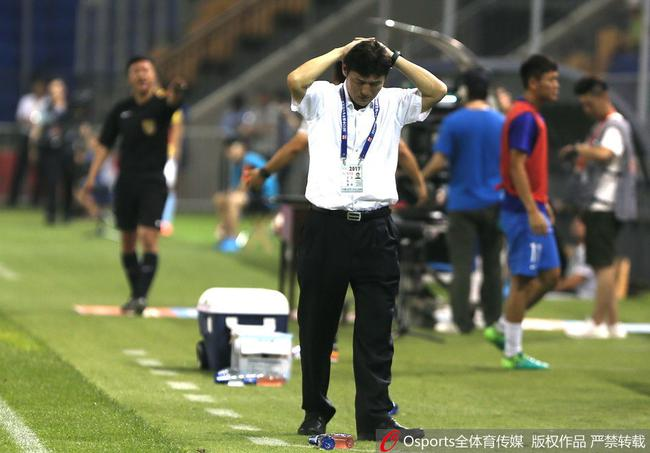 李林生:换迪亚涅为球队好 每个球员都会有失误
