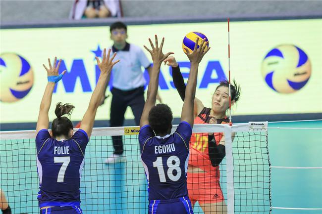 赌球规则:中国女排在大奖赛澳门站首轮0-3不敌意大利出师未捷