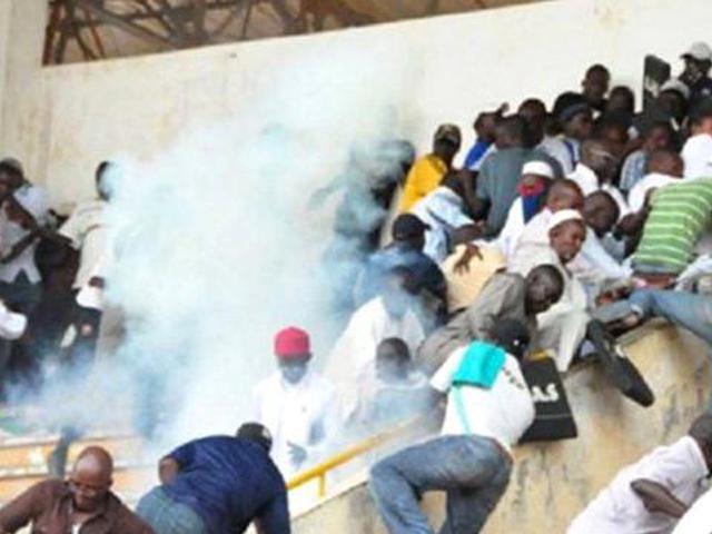 视频-塞内加尔现球迷踩踏事件 8人死亡49人受伤