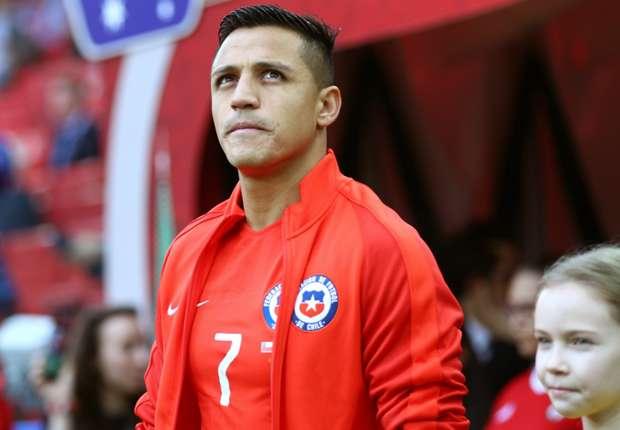 在智利攻擊線是頭牌,在俱樂部呢?